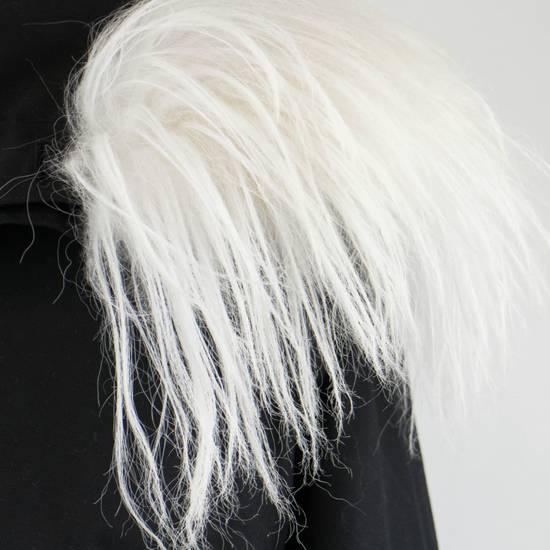 Julius Black Cotton Blend Zip-Up Hooded Parka Coat Size 3/M Size US M / EU 48-50 / 2 - 5