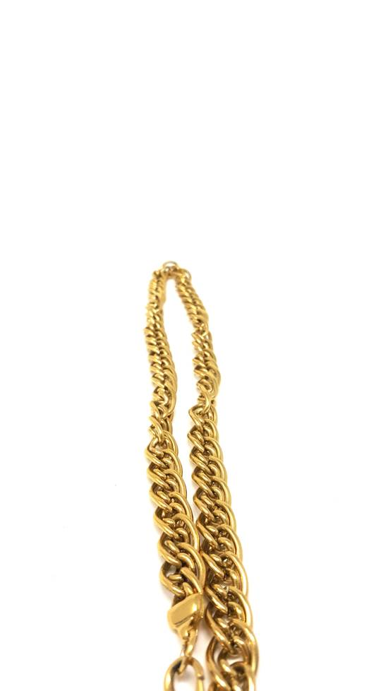 """Givenchy 24"""" Gold plated necklace Size ONE SIZE - 2"""