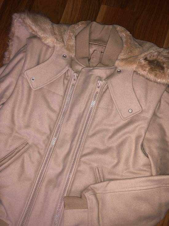Givenchy Fw 11 Super Rare Runway Fur Jacket Double Layer From Runway Size US M / EU 48-50 / 2 - 7