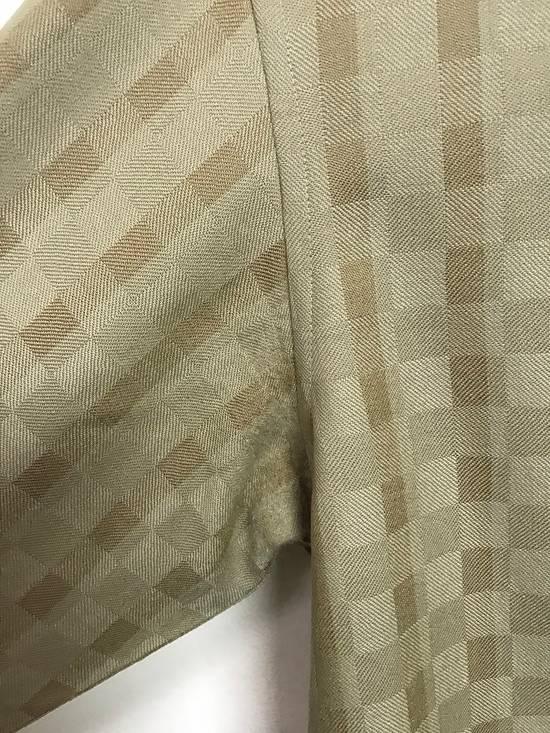 Balmain FINAL DROP BEFORE DELETE!!! Pierre Balmain Paris Check Plaid Wool Button Shirt Size US M / EU 48-50 / 2 - 3