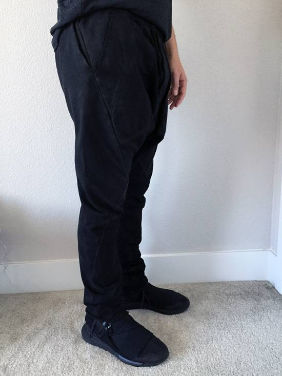 Julius Glitch Collection / Drop crotch trousers Size US 32 / EU 48 - 4