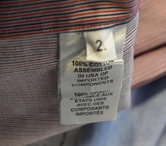 Thom Browne Dress Shirt Size US M / EU 48-50 / 2 - 9