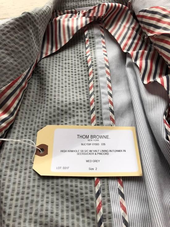 Thom Browne NEW Thom Browne Blazer - Size 2 Size 38R - 4