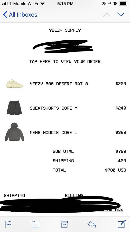 Adidas Kanye West Yeezy Desert Rat 500 Boost Super Moon Yellow Adidas Kanye Mud GQ Size US 8 / EU 41 - 1
