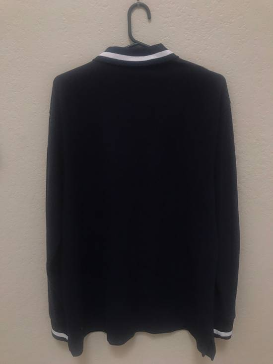 Givenchy *Vintage* Monsieur Givenchy Long Sleeve Polo Size US M / EU 48-50 / 2 - 3