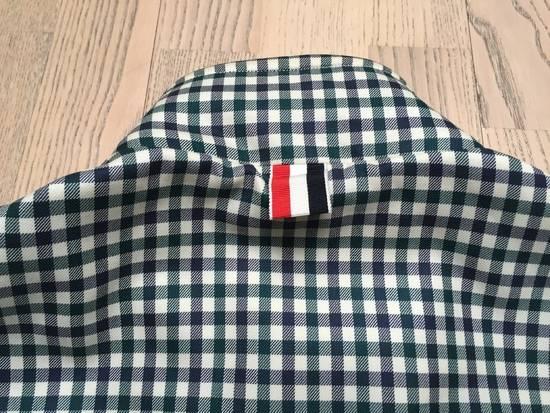 Thom Browne Gingham check wool/cashmere Harrington Jacket Size US S / EU 44-46 / 1 - 9