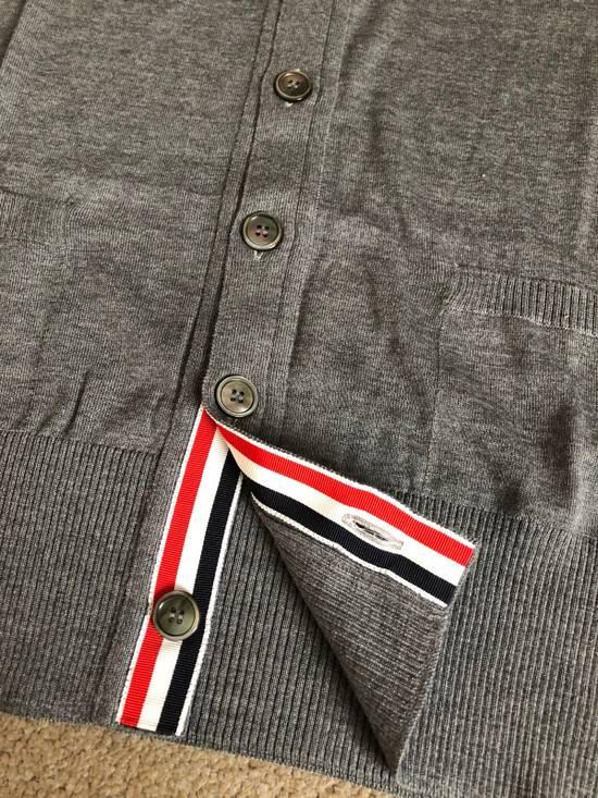 Thom Browne Merino Wool 4 Bar Cardigan Size US L / EU 52-54 / 3 - 5