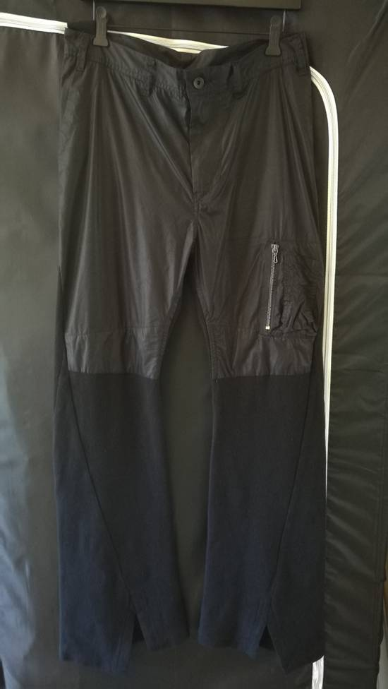 Julius BNWT 2017SS Limited Cargo Slit Cut Flare Wide Pants Size US 32 / EU 48 - 2