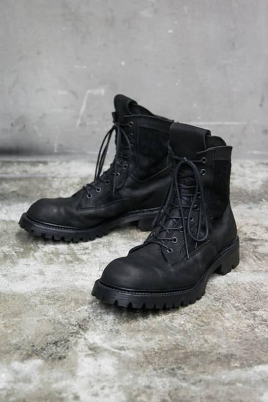 Julius SS17 Backzip Combat Boots Size US 9 / EU 42 - 14