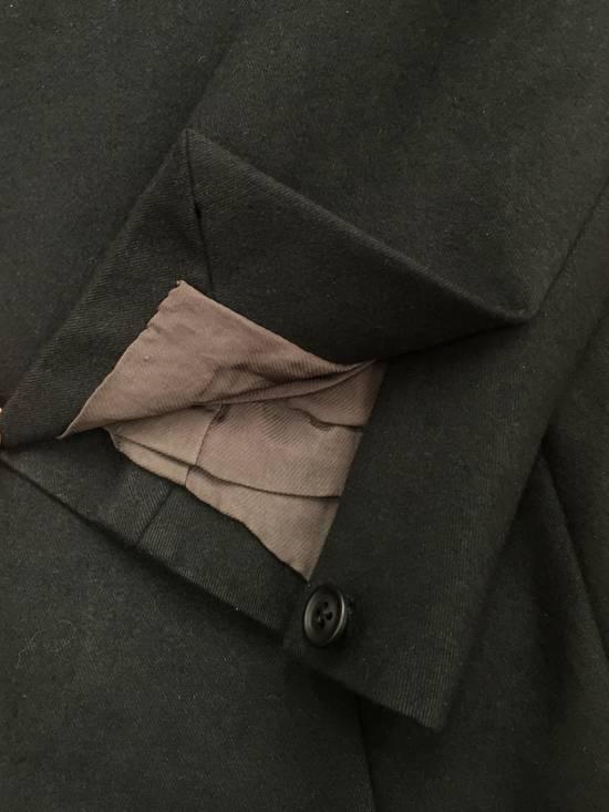 Julius Angora Double Layer Skirted Blazer Size 46R - 11