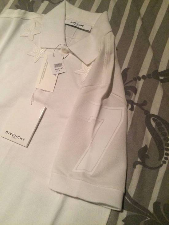 Givenchy Authentic Givenchy Cuban Fit Size S Star-Trimmed Cotton Polo Shirt Brand New Size US S / EU 44-46 / 1 - 2