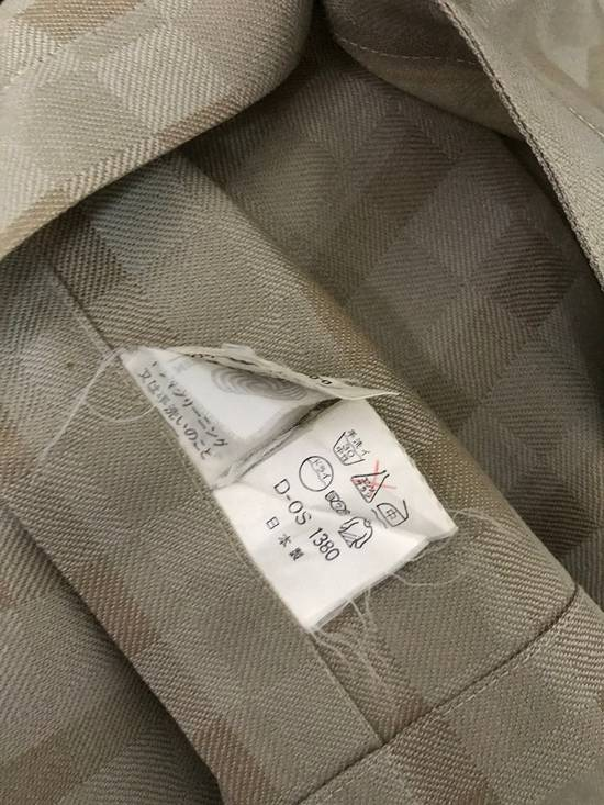 Balmain FINAL DROP BEFORE DELETE!!! Pierre Balmain Paris Check Plaid Wool Button Shirt Size US M / EU 48-50 / 2 - 7