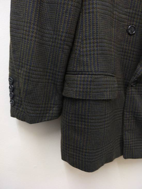 Givenchy Tailored Glen Plaid Blazers Size 38R - 8