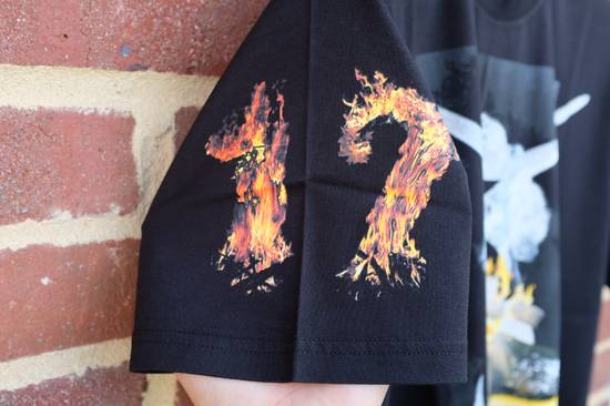 Givenchy Voodoo Doll Flames T-shirt Size US M / EU 48-50 / 2 - 4