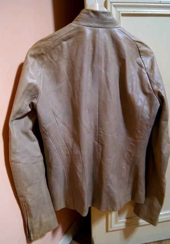 Julius Goatskin leather jacket Size US XS / EU 42 / 0 - 1