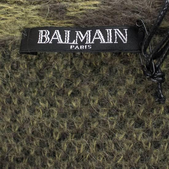 Balmain Camouflage Mohair Blend Jumper Sweater Size M Size US M / EU 48-50 / 2 - 5