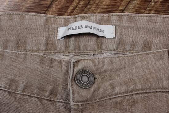 Balmain Biker Style Jeans LAST DROP Size US 34 / EU 50 - 9