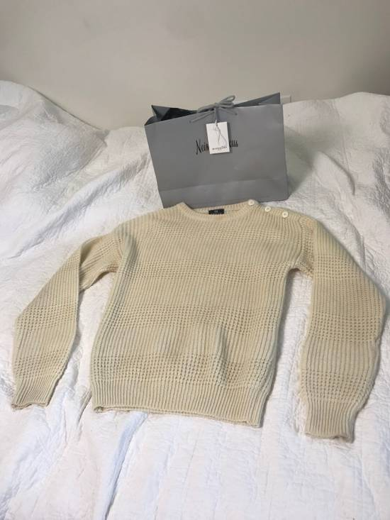 Givenchy Givenchy Off White Beige Sweater Size US L / EU 52-54 / 3 - 2