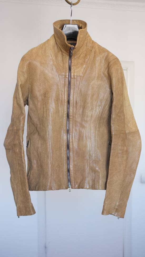 Julius Jutneck leather jacket Size US M / EU 48-50 / 2 - 1