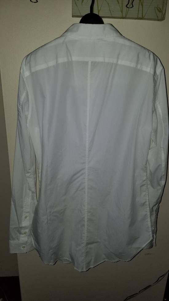Julius Size 3 Formal Dress Shirt 2016 Pre Fall White Size US L / EU 52-54 / 3 - 2