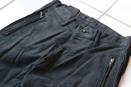 Julius Jacquard Denim trousers sz 3 Size US 32 / EU 48 - 4