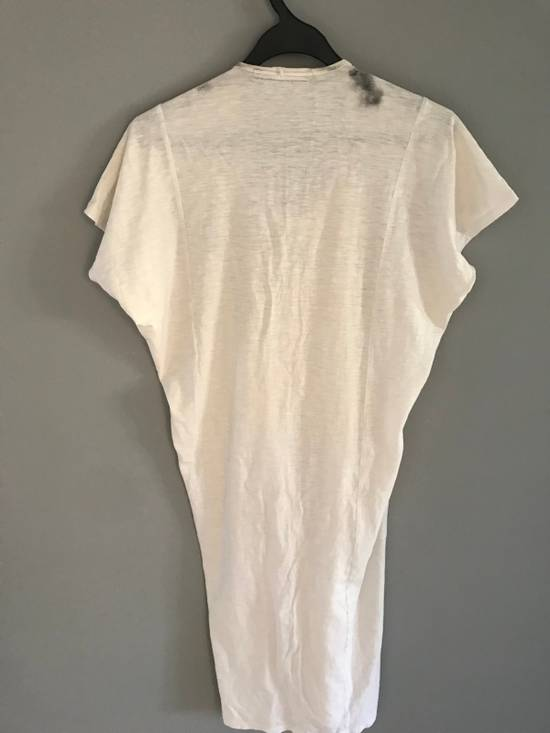 Julius SS12 long tee spray painted t shirt Size US S / EU 44-46 / 1 - 4