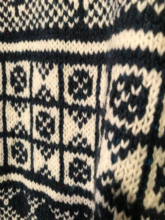 Thom Browne Jacquard-Knit Wool and Mohair-Blend Fairisle Sweater Size US M / EU 48-50 / 2 - 3