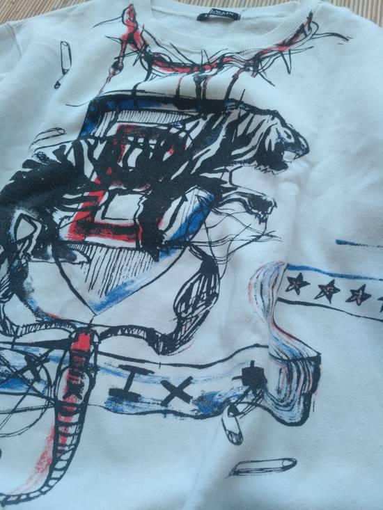 Balmain LAST DROP BEFORE DELETE Gorgeous Balmain Tiger Scorpion and B Logo on sketch Size US M / EU 48-50 / 2 - 1