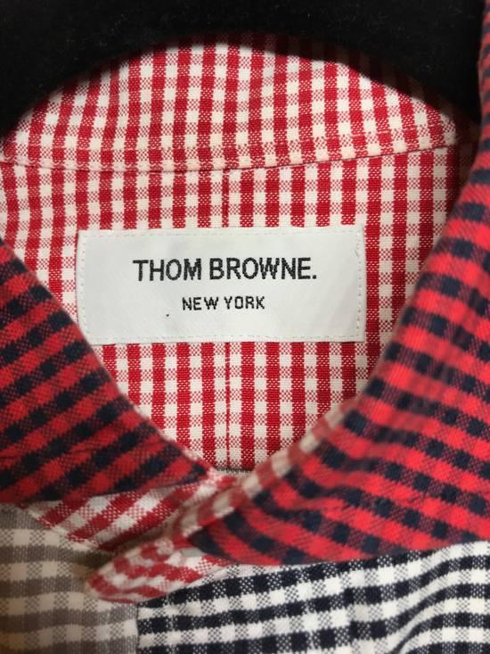 Thom Browne Multicolor Limited Edition Buttondown Shirt Size US M / EU 48-50 / 2 - 3