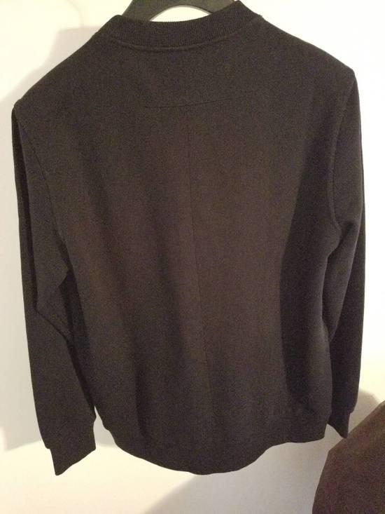 Givenchy Surreal Printed Eye Black Pyramid Jersey Sweatshirt Size US L / EU 52-54 / 3 - 3