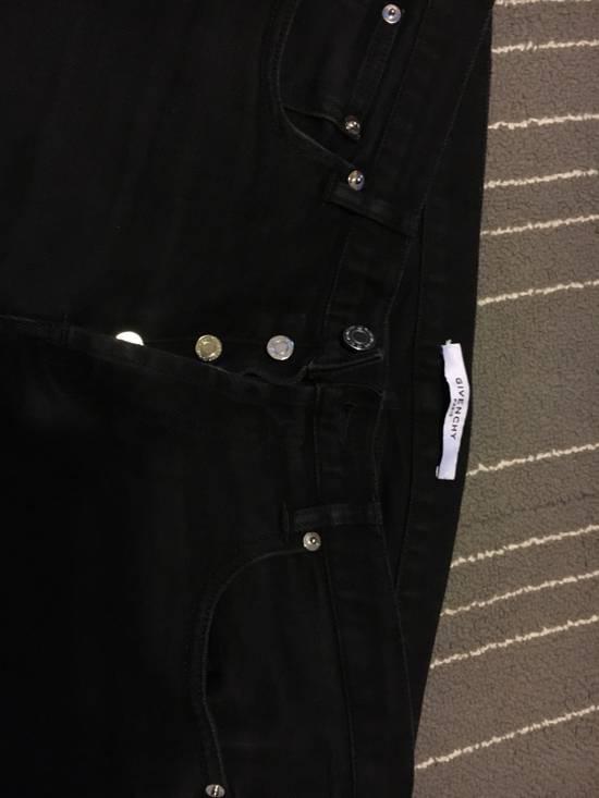 Givenchy black denim Size US 34 / EU 50 - 1
