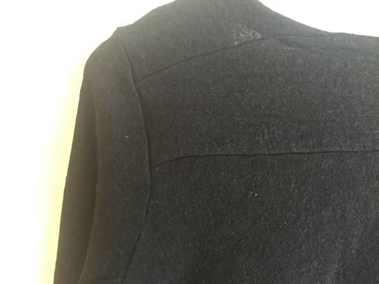 Julius AW12 Cupra/Wool Paneled Sweater Size US XS / EU 42 / 0 - 6
