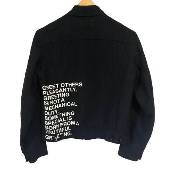 Junya Watanabe message jacket Size US L / EU 52-54 / 3