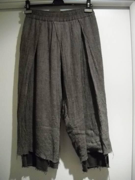 Julius layered cropped pants sz.1 Size US 30 / EU 46 - 2