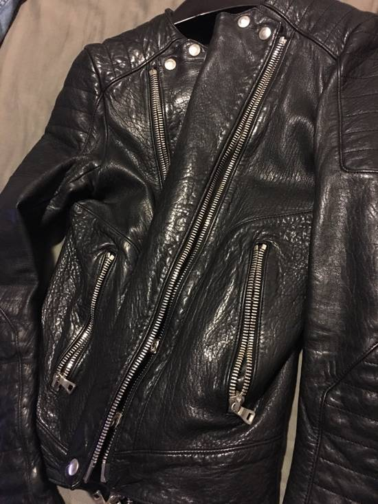 Balmain 2012ss Biker Jacket Size US S / EU 44-46 / 1 - 2