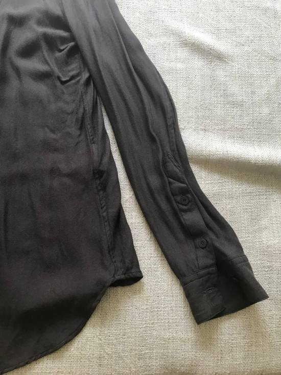 Julius AW16 charcoal with angle edge at bottom shirt Size US S / EU 44-46 / 1 - 3