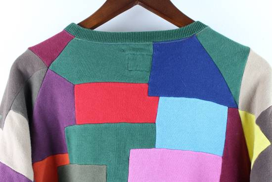 Number (N)ine Extremely Rare Needles x Number Nine Patchwork Sweater Size US M / EU 48-50 / 2 - 3