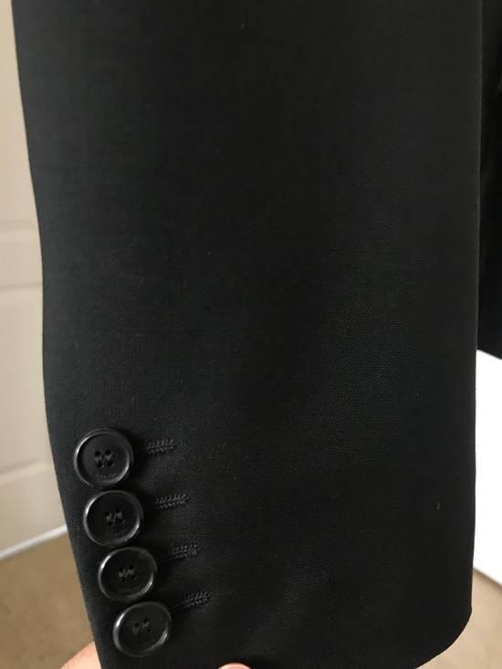Givenchy Stripe Star Wool Blazer Size 38R - 3