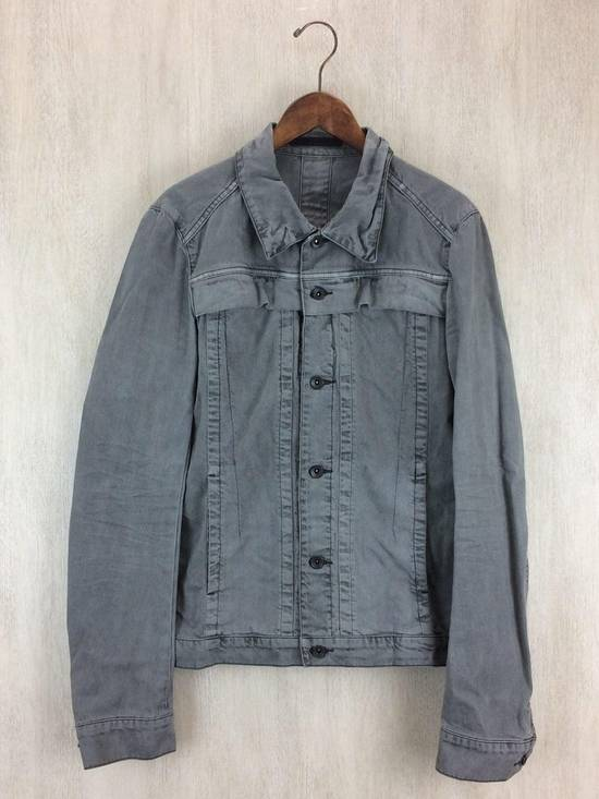 Julius Julius 7 Gray Denim Jacket Large//3 Excellent Condition Size US L / EU 52-54 / 3