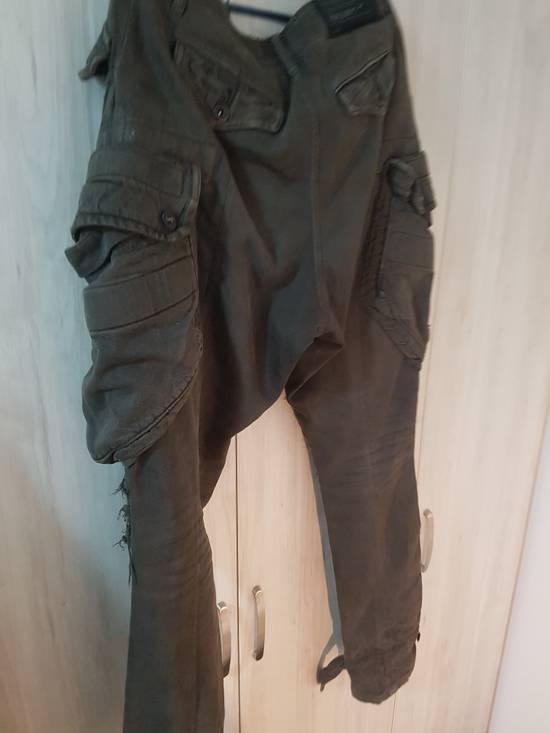 Julius Julius Distressed Gasmask Cargo Pants Size US 30 / EU 46 - 14