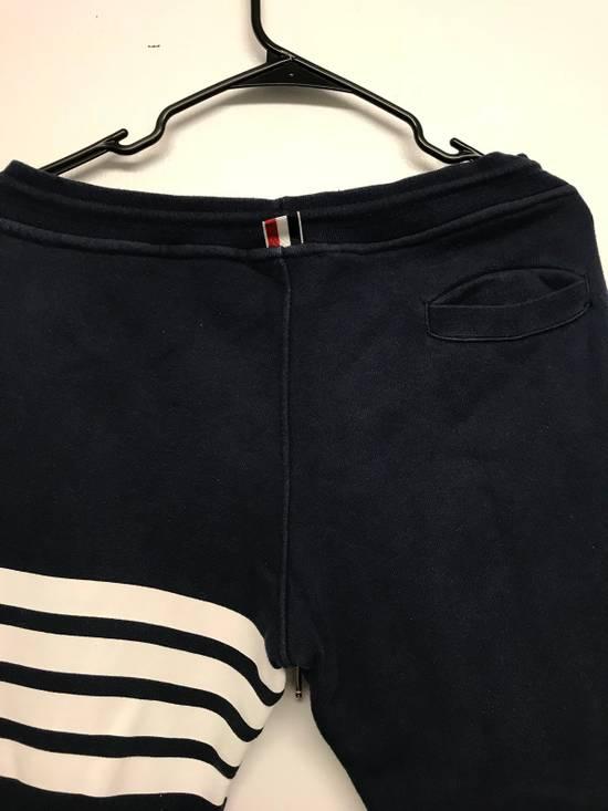 Thom Browne Classic TB Blue Sweatpants Size US 30 / EU 46 - 3