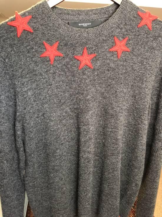Givenchy Stars Collar Sweater Size US M / EU 48-50 / 2
