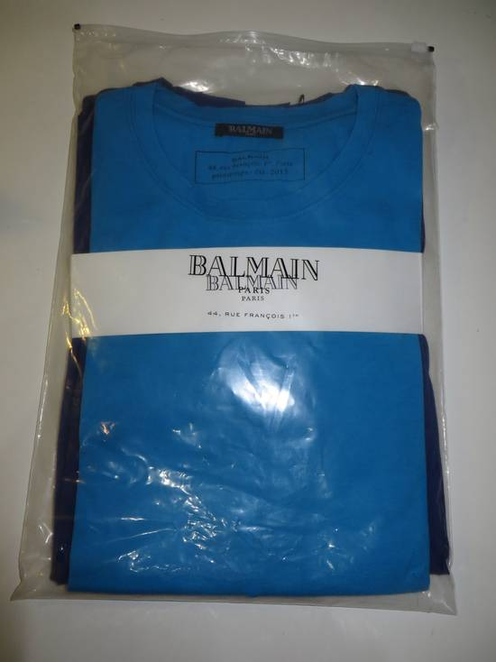 Balmain 3 pack clean cotton t-shirts Size US XS / EU 42 / 0