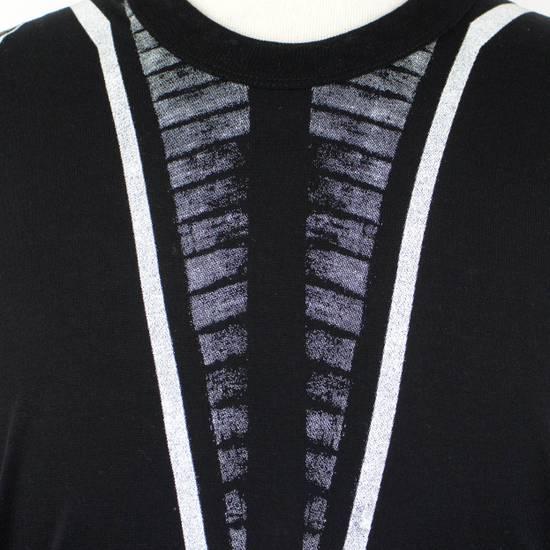 Julius 7 Black Cotton Blend Graphic Tank Top T-Shirt Size 2/S Size US S / EU 44-46 / 1 - 4