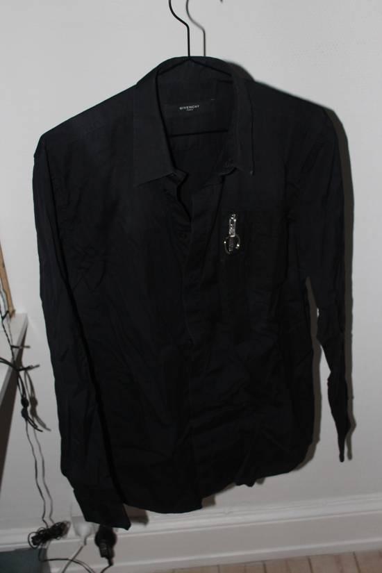 Givenchy Zip detail shirt sz 41 (Medium) Size US M / EU 48-50 / 2