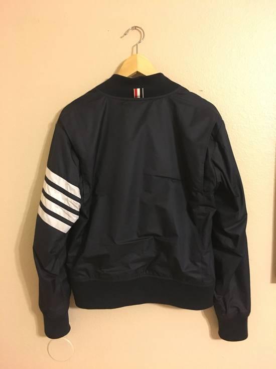 Thom Browne Thom brown navy bomber jacket Size US S / EU 44-46 / 1 - 5