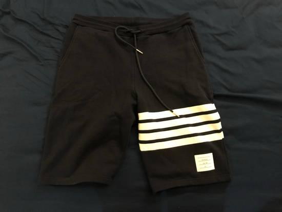 Thom Browne Blue four bars shorts Size US 32 / EU 48 - 2