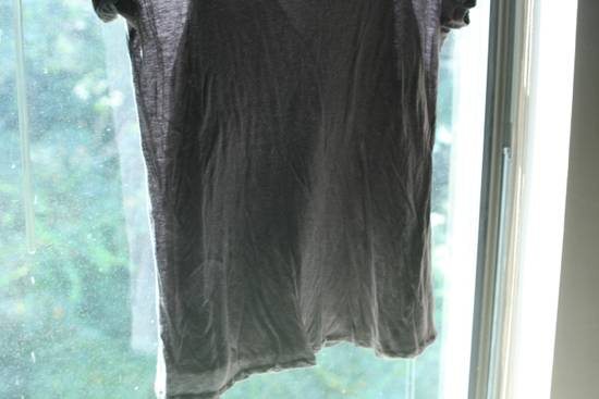 Julius SS06 Double Layer Charcoal Tee Size US S / EU 44-46 / 1 - 2