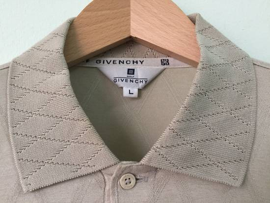 Givenchy Givenchy Golf Long Sleeve Polo Size US L / EU 52-54 / 3 - 1