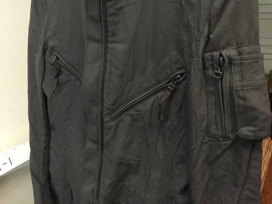 Julius AW06 Multi Zip Distressed Military Jacket Size US XS / EU 42 / 0 - 4